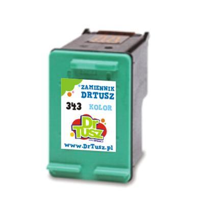 Tusz zamiennik 343 do HP (C8766EE) (Kolorowy)