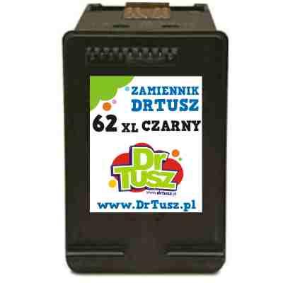 Tusz zamiennik 62 XL do HP (C2P05AE) (Czarny)