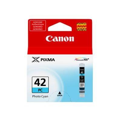 Tusz oryginalny CLI-42 PC do Canon (6388B001) (Błękitny Foto)