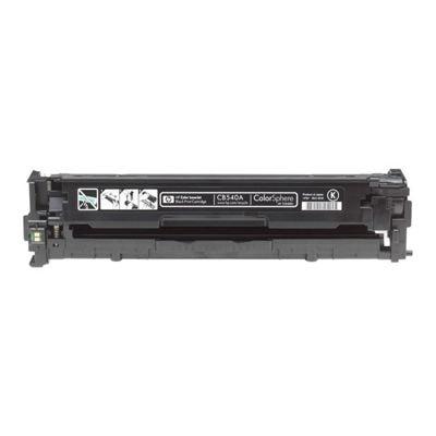 Regeneracja toner 125A do HP (CB540A) (Czarny)