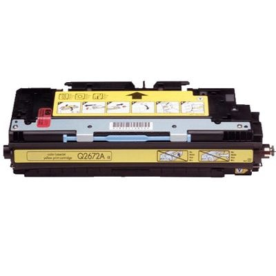 Skup toner 309A do HP (Q2672A) (Żółty)