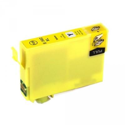 Tusz zamiennik 502 XL do Epson (C13T02W44010) (Żółty)