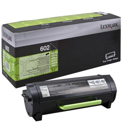 Toner oryginalny 602 do Lexmark (60F2000) (Czarny)