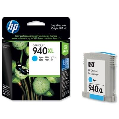 Tusz oryginalny 940 XL do HP (C4907AE) (Błękitny)