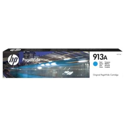 Tusz oryginalny 913A do HP (F6T77AE) (Błękitny)