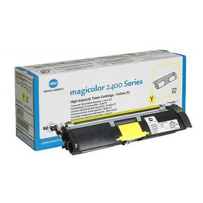 Toner oryginalny MC 2400/2480 do KM (A00W132) (Żółty)