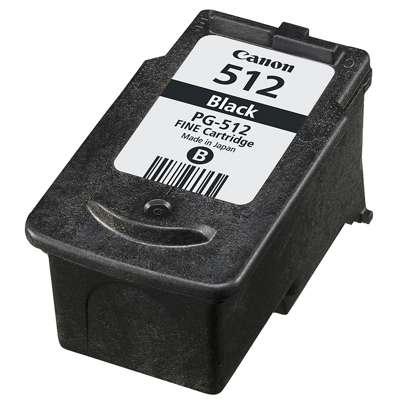 Regeneracja tusz PG-512 do Canon (2969B001) (Czarny)