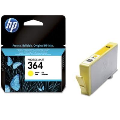 Tusz oryginalny 364 do HP (CB320EE) (Żółty)
