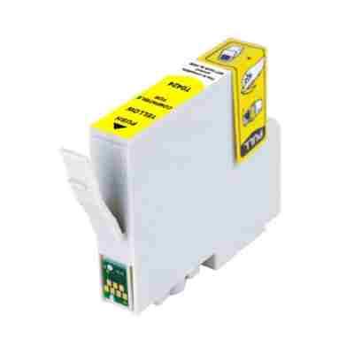 Tusz zamiennik T0424 do Epson (C13T04244010) (Żółty)