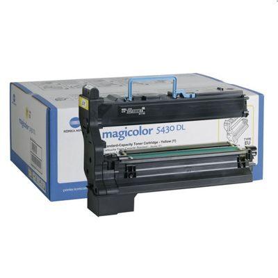 Toner oryginalny MC 5430 do KM (4539132) (Żółty)