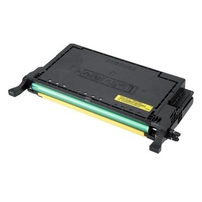 Regeneracja toner CLT-Y5082L 4K do Samsung (SU532A) (Żółty)