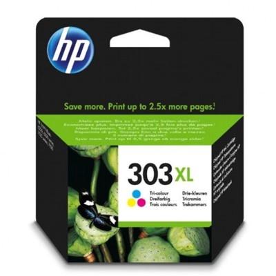 Tusz oryginalny 303 XL do HP (T6N03AE) (Kolorowy)