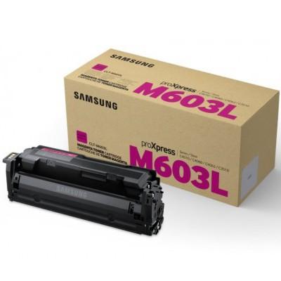 Toner oryginalny CLT-M603L do Samsung (SU346A) (Purpurowy)