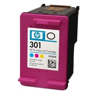 Skup tusz 301 do HP (CH562E) (Kolorowy)
