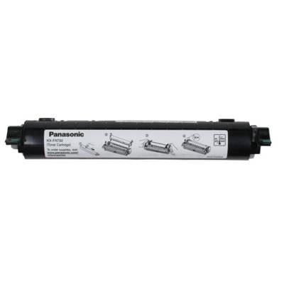 Regeneracja toner KX-FAT92 do Panasonic (FAT92E) (Czarny)