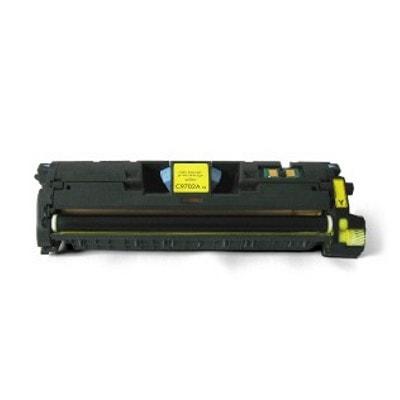 Regeneracja toner 122A do HP (Q3962A) (Żółty)