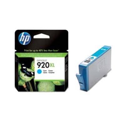 Tusz oryginalny 920 XL do HP (CD972AE) (Błękitny)
