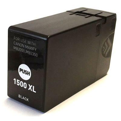 Tusz zamiennik PGI-1500 BK do Canon (9182B001) (Czarny)