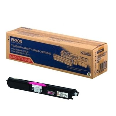 Toner oryginalny C1600/CX16 do Epson (C13S050555) (Purpurowy)
