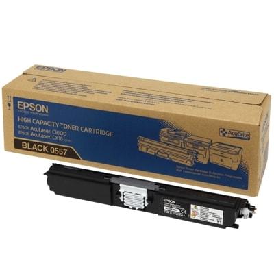Toner oryginalny C1600/CX16 do Epson (C13S050557) (Czarny)