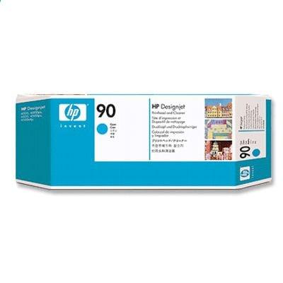 Głowica Cleaner oryginalny 90 do HP (C5055A) (Błękitny)