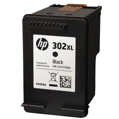 Regeneracja tusz 302 XL do HP (F6U68AE) (Czarny)