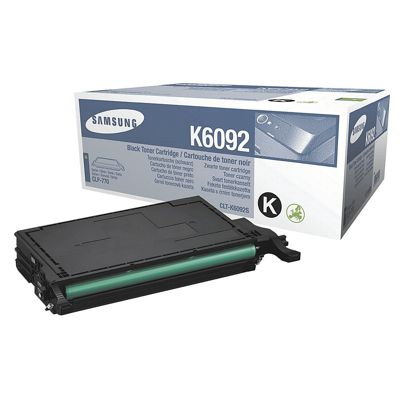 Toner oryginalny CLT-K6092S do Samsung (SU216A) (Czarny)