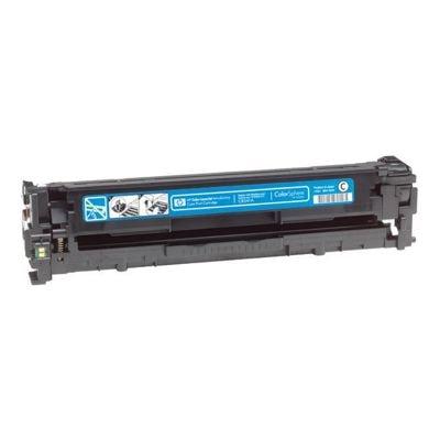 Regeneracja toner 125A do HP (CB541A) (Błękitny)