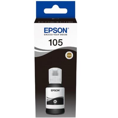 Tusz oryginalny 105 do Epson (C13T00Q140) (Czarny)