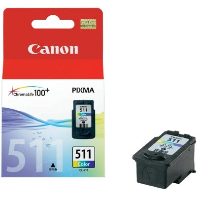 Tusz oryginalny CL-511 do Canon (2972B001) (Color)