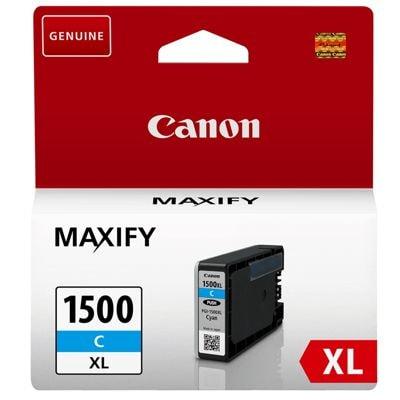 Tusz oryginalny PGI-1500 C do Canon (9193B001) (Błękitny)
