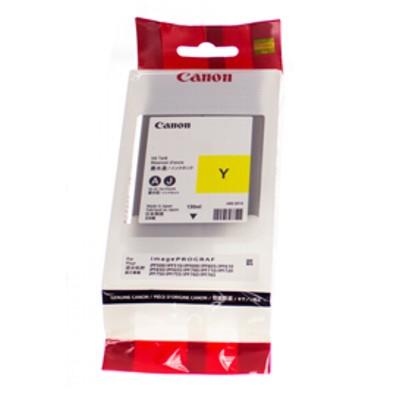 Tusz oryginalny PFI-207Y do Canon (8792B001) (Żółty)