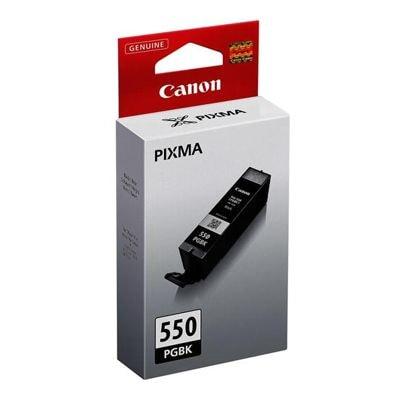 Tusz oryginalny PGI-550 BK do Canon (6496B001) (Czarny)