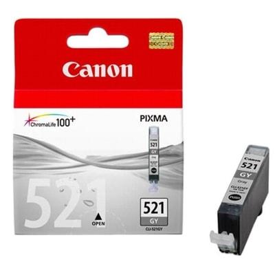 Tusz oryginalny CLI-521 G do Canon (2937B001) (Grey)