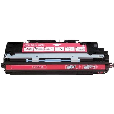 Skup toner 309A do HP (Q2673A) (Purpurowy)