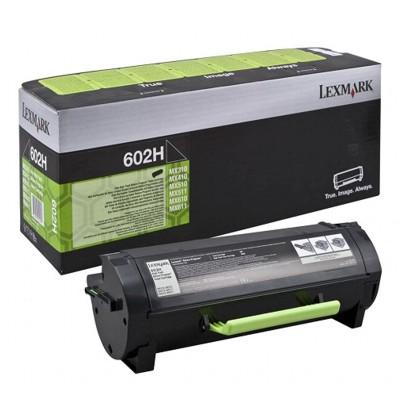 Toner oryginalny 602H do Lexmark (60F2H00) (Czarny)