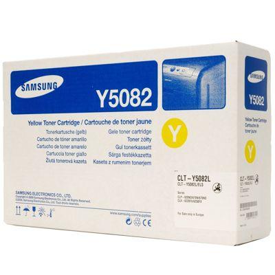Toner oryginalny CLT-Y5082L 4K do Samsung (SU532A) (Żółty)