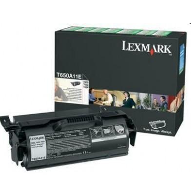 Toner oryginalny T650A do Lexmark (T650A11E) (Czarny)