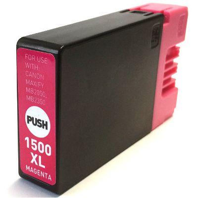 Tusz zamiennik PGI-1500 M do Canon (9194B001) (Purpurowy)
