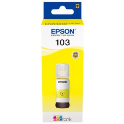 Tusz oryginalny 103 do Epson (C13T00S44A) (Żółty)