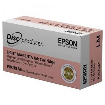 Tusz oryginalny PJIC3(LM) do Epson (C13S020449) (Jasny purpurowy)