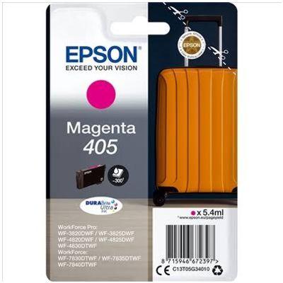 Tusz oryginalny 405 do Epson (C13T05G34010) (Purpurowy)
