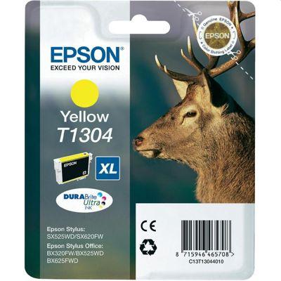 Tusz oryginalny T1304 do Epson (C13T13044010) (Żółty)