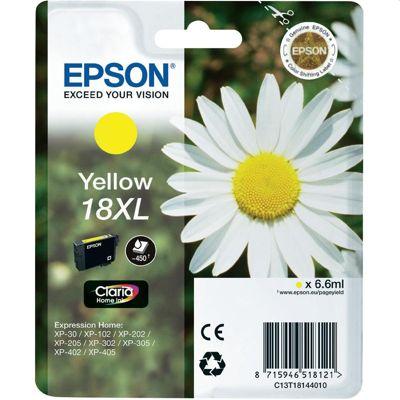 Tusz oryginalny T1814 do Epson (C13T18144010) (Żółty)
