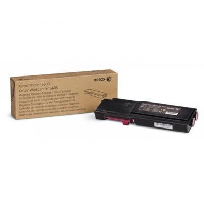 Toner oryginalny 6600/6605 do Xerox (106R02250) (Purpurowy)