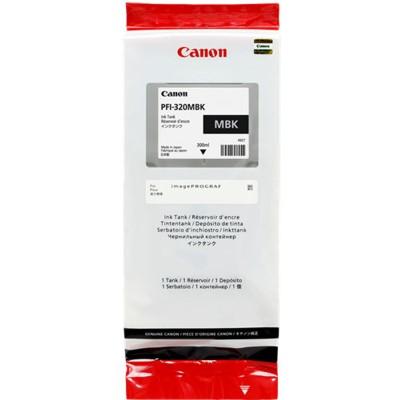 Tusz oryginalny PFI-320MBK do Canon (2889C001) (Czarny matowy)