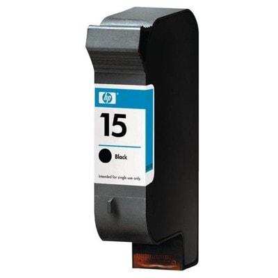 Regeneracja tusz 15 do HP (C6615DE) (Czarny)