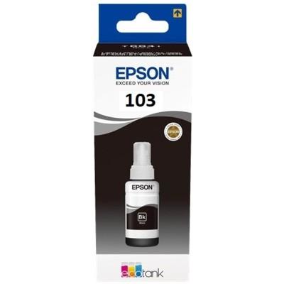 Tusz oryginalny 103 do Epson (C13T00S14A) (Czarny)