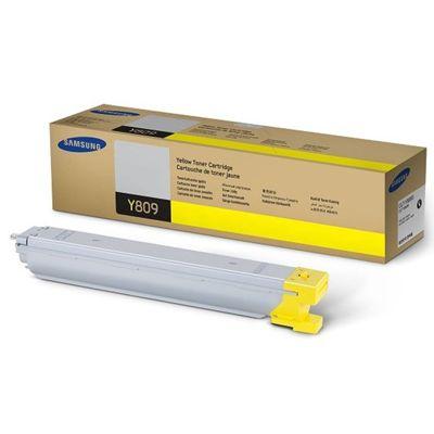 Toner oryginalny CLT-Y809S do Samsung (SS742A) (Żółty)