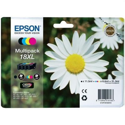 Tusze oryginalne T1816 do Epson (C13T18164010) (komplet)